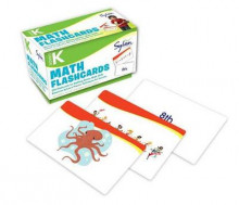 Kindergarten Math Flashcards av Sylvan Learning (Undervisningskort)