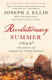 Revolutionary Summer av Joseph J. Ellis (Heftet)