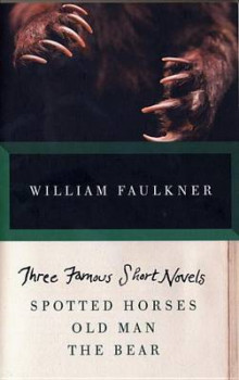 Three Famous Short Novels av William Faulkner (Heftet)