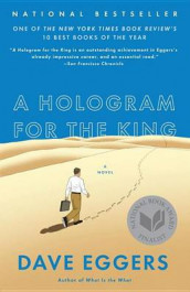 A Hologram for the King av Dave Eggers (Heftet)