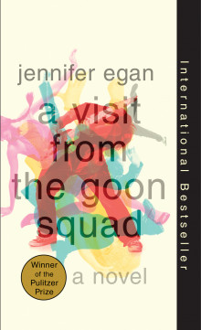A visit from the goon squad av Jennifer Egan (Heftet)