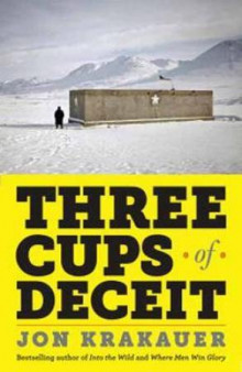 Three cups of deceit av Jon Krakauer (Heftet)