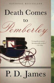 Death Comes to Pemberley av P D James (Heftet)