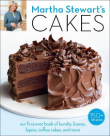 Martha Stewart's Cakes av Editors of Martha Stewart Living (Heftet)