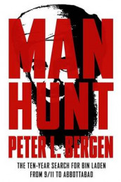 Manhunt av Peter L Bergen (Innbundet)