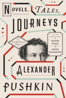Novels, Tales, Journeys av Alexander Pushkin og Richard Pevear (Innbundet)