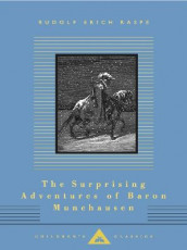 The Surprising Adventures of Baron Munchausen av Rudolf Erich Raspe (Innbundet)
