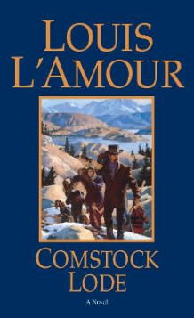 Comstock Lode av Louis L'Amour (Lydbok-CD)