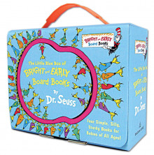 The Little Blue Box of Bright and Early Board Books by Dr. Seuss av Dr Seuss (Pappbok)