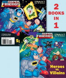 Heroes vs. Villains/Space Chase! (DC Super Friends) av Billy Wrecks (Heftet)