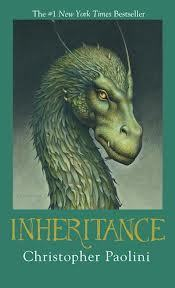 Inheritance av Christopher Paolini (Heftet)
