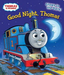 Good Night, Thomas av REV W Awdry (Pappbok)