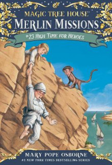 Magic Tree House #51 av Mary Pope Osborne og Sal Murdocca (Heftet)