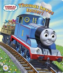 Thomas Saves Easter! av Reverend Wilbert Vere Awdry (Pappbok)