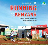 Omslag - Running with the Kenyans