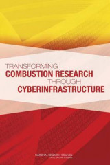 Omslag - Transforming Combustion Research Through Cyberinfrastructure