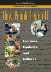 How People Learn II av Board on Behavioral, Board on Science Education, Committee on How People Learn II: The Science and Practice of Learning, Division of Behavioral and Social Sciences and Education og National Academies of Sciences (Heftet)