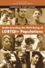 Omslag - Understanding the Well-Being of LGBTQI+ Populations