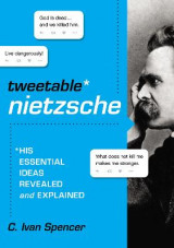 Omslag - The Tweetable Nietzsche