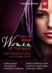 Twelve More Women of the Bible Video Study av Karen Ehman, Margaret Feinberg, Lisa Harper, Chrystal Evans Hurst, Courtney Joseph og Bianca Juarez Olthoff (DVD)