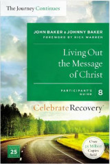 Omslag - Living Out the Message of Christ: The Journey Continues, Participant's Guide 8
