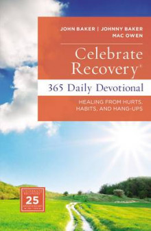 Celebrate Recovery Daily Devotional av John Baker, Johnny Baker og Mac Owen (Innbundet)