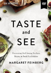 Taste and See Video Study av Margaret Feinberg (DVD)