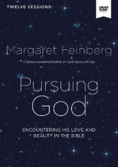 Pursuing God Video Study av Margaret Feinberg (DVD)