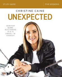 Unexpected Study Guide av Christine Caine (Heftet)