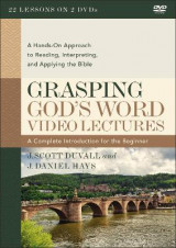 Omslag - Grasping God's Word Video Lectures