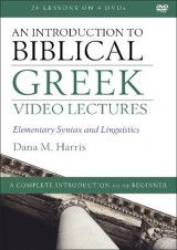 Omslag - An Introduction to Biblical Greek Video Lectures