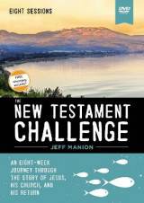Omslag - The New Testament Challenge Video Study