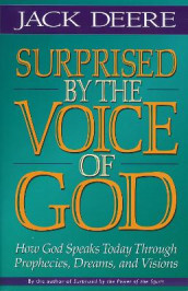 Surprised by the Voice of God av Jack S. Deere (Heftet)