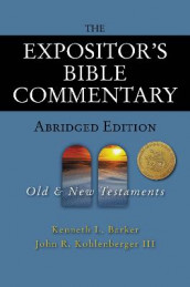 The Expositor's Bible Commentary - Abridged Edition: Two-Volume Set av Kenneth L. Barker og John R. Kohlenberger III (Innbundet)