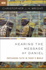 Omslag - Hearing the Message of Daniel