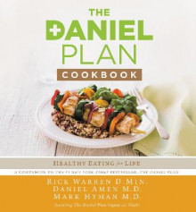 The Daniel Plan Cookbook av Rick Warren, Daniel G. Amen og Dr. Mark Hyman (Innbundet)