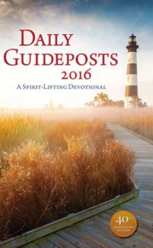 Daily Guideposts 2016 av Guideposts og Zondervan Publishing (Innbundet)