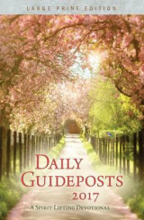 Omslag - Daily Guideposts 2017