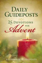 Omslag - Daily Guideposts: 25 Devotions for Advent