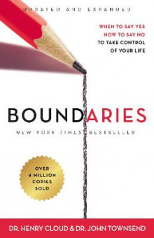 Boundaries Updated and Expanded Edition av Dr. Henry Cloud og John Townsend (Heftet)