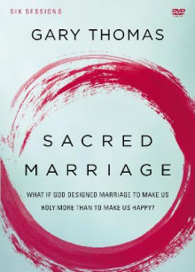 Sacred Marriage Video Study av Gary Thomas (DVD)