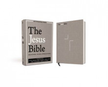 The Jesus Bible, NIV Edition, Leathersoft, Blue av Louie Giglio (Innbundet)