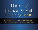 Omslag - Basics of Biblical Greek e-learning Bundle
