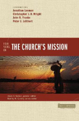 Omslag - Four Views on the Church's Mission