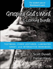 Grasping God's Word E-Learning Bundle av J. Scott Duvall og J. Daniel Hays (Blandet mediaprodukt)