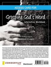 Access Card for Grasping God's Word Interactive Workbook av J. Scott Duvall og J. Daniel Hays (Diverse trykk)