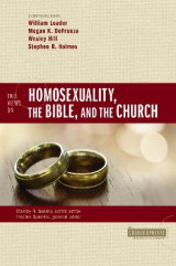 Omslag - Two Views on Homosexuality, the Bible, and the Church