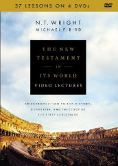 The New Testament in Its World Video Lectures av Michael F. Bird og N. T. Wright (DVD)