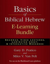 Omslag - Basics of Biblical Hebrew E-Learning Bundle