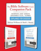 Omslag - The Bible Software Users Companion Pack